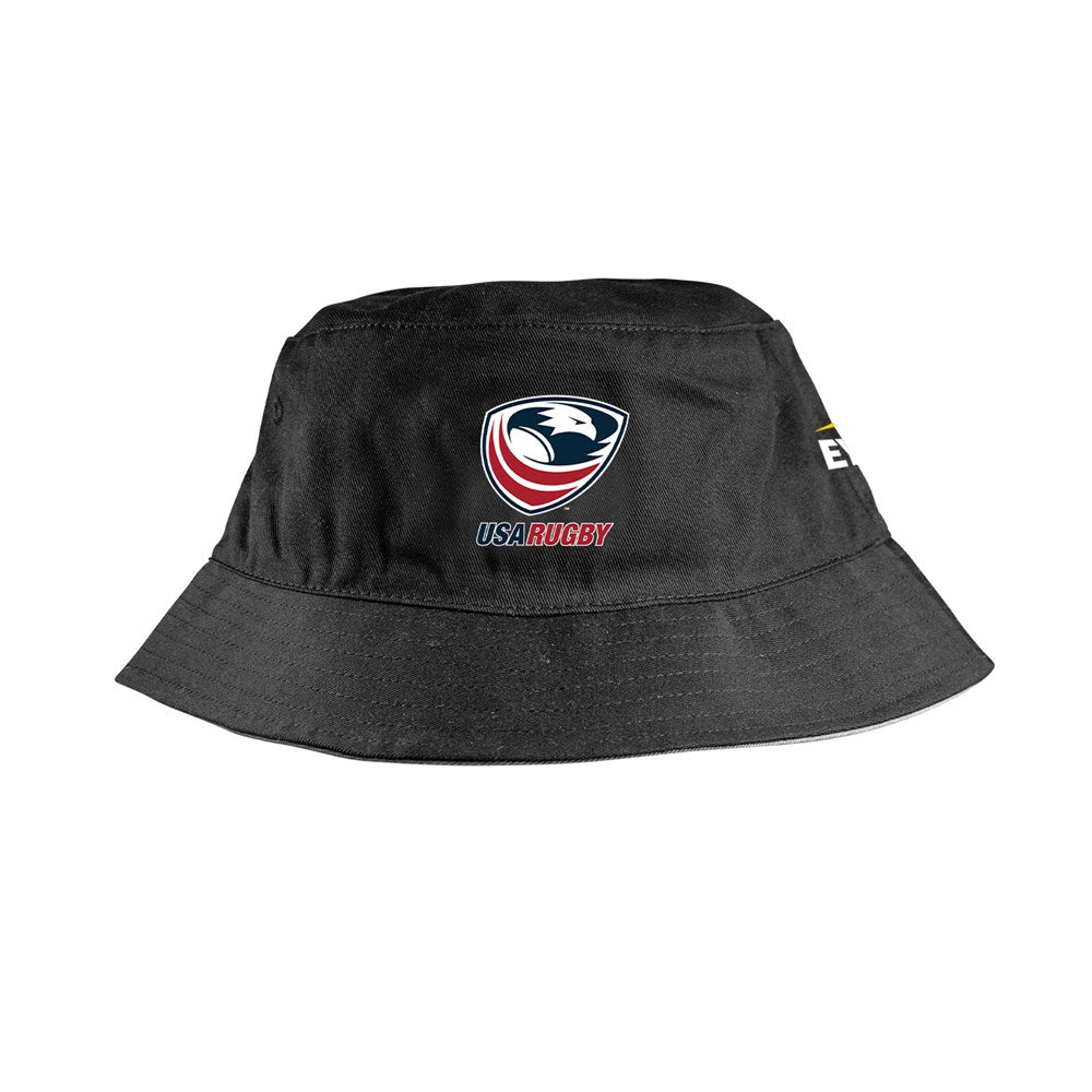 USAR Canterbury Bucket Hat - Black