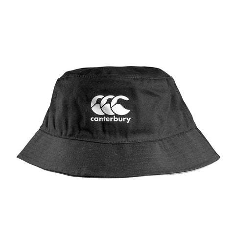 Canterbury Bucket Hat - Black