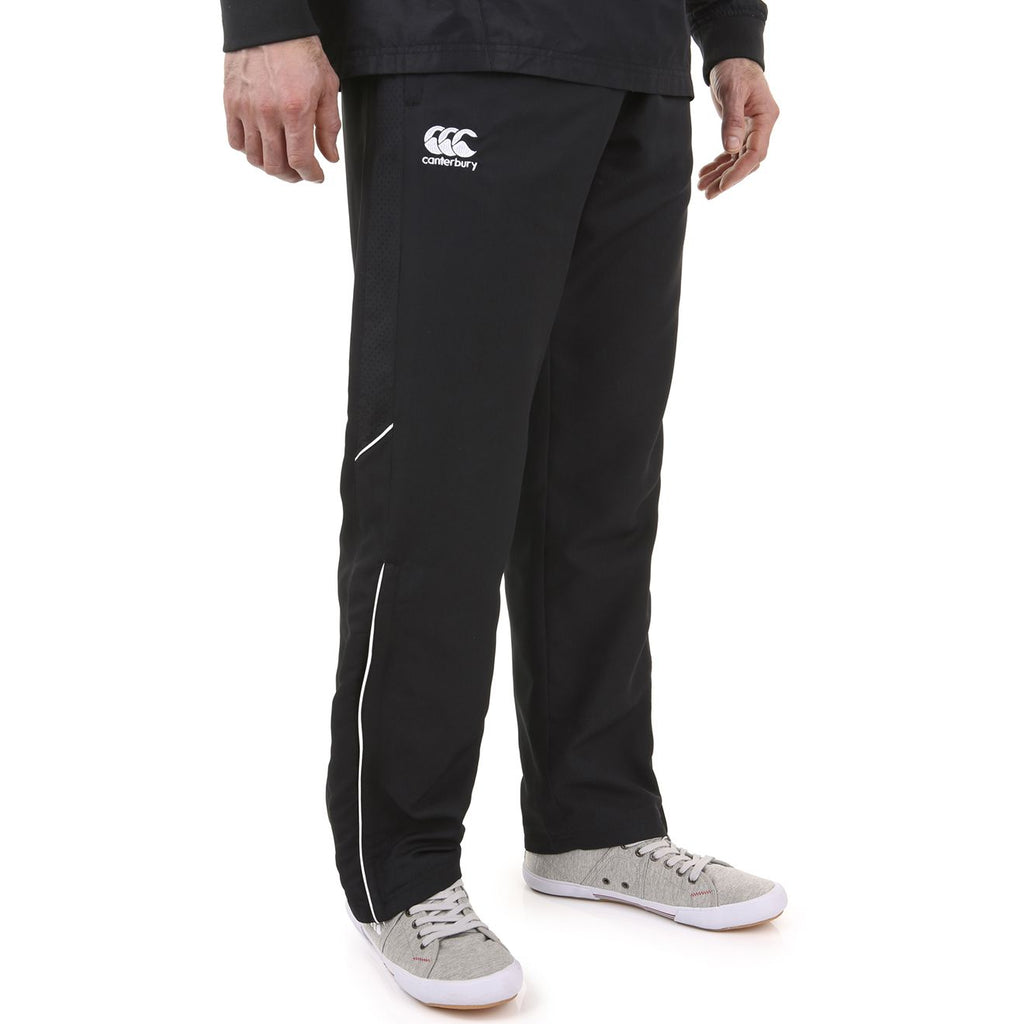 Team Track Pants - Black/White