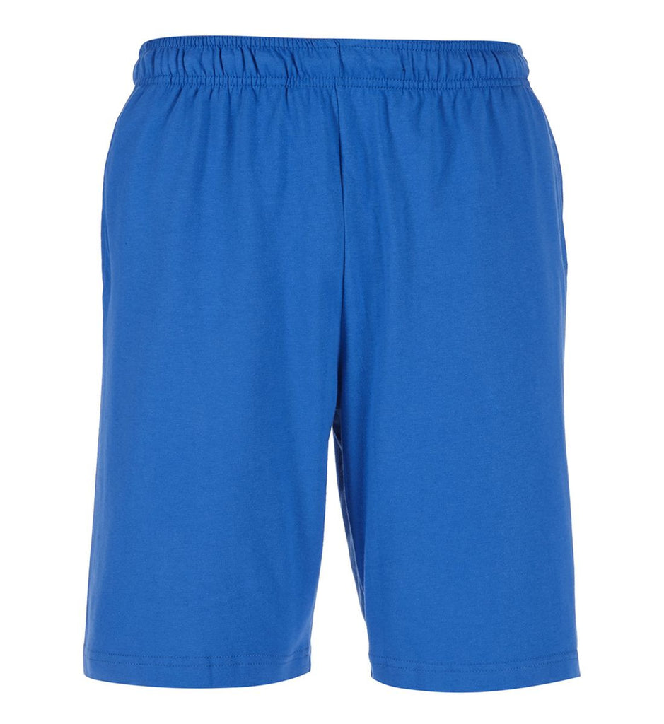 Essentials Long Knit Short - Victoria Blue