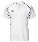 Classic Dry Polo - White