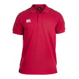 Waimak Polo Shirt - Flag Red