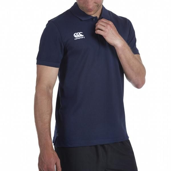 Waimak Polo Shirt - Navy