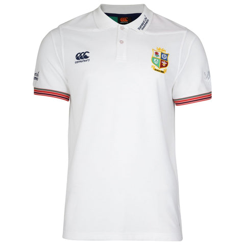 BIL Vapodri Cotton Pique Trg Polo - Bright White