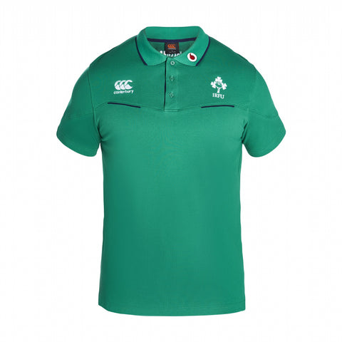 Ireland Cotton Training Polo 2016