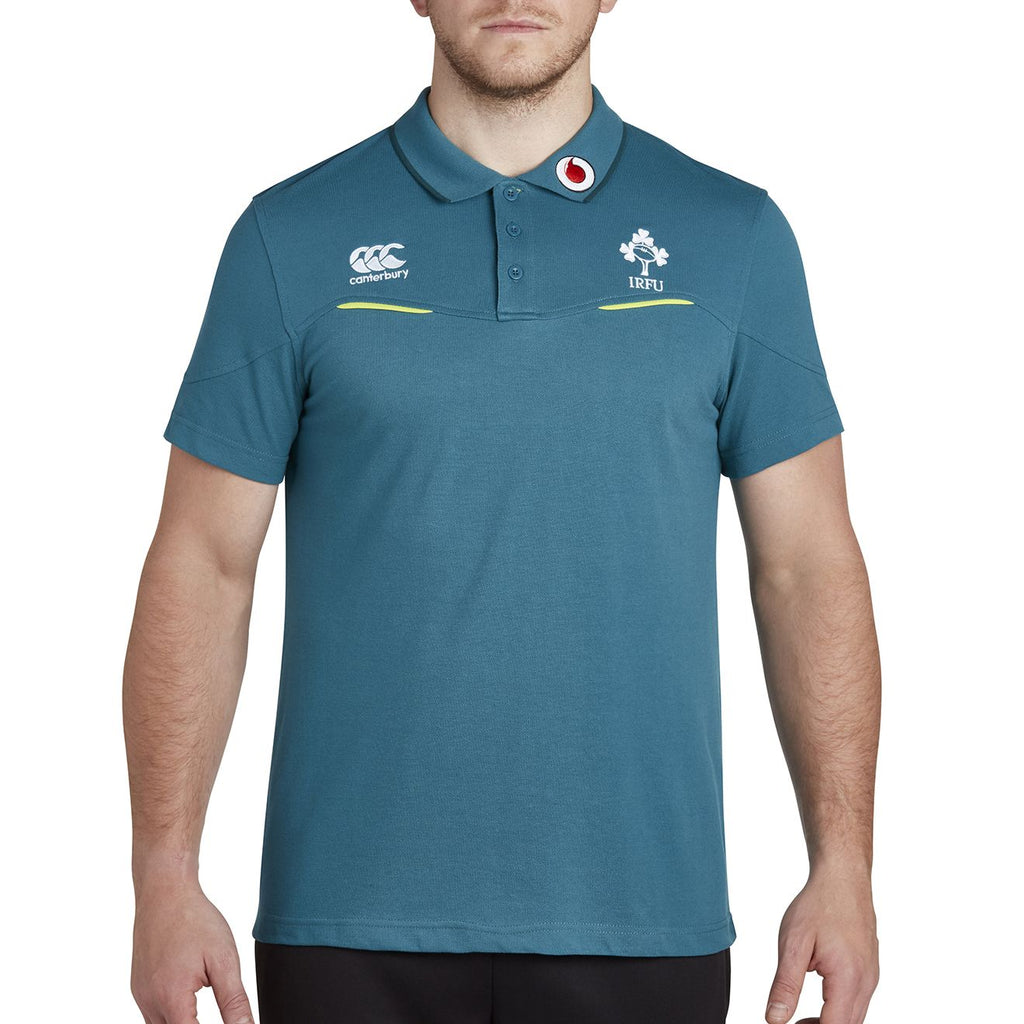 Ireland Cotton Training Polo 2017