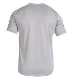 Essentials Crew Poly Tee - Atomic Grey