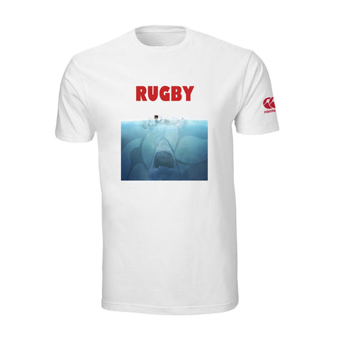 Rugby Shark Week Tee
