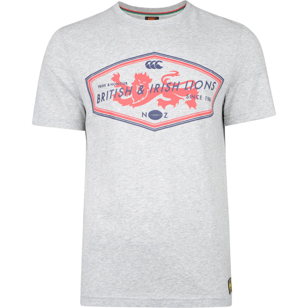 BIL Chest Graphic Tee