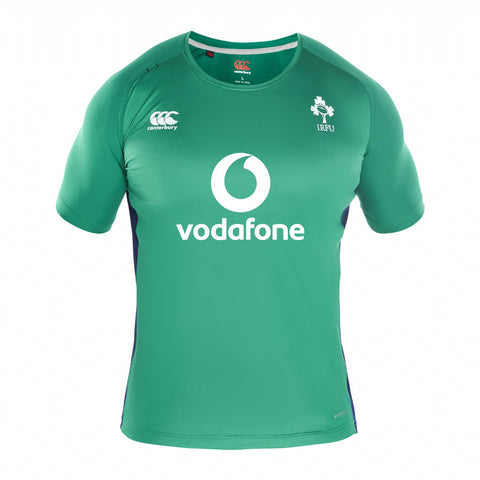 Ireland VapoDri Superlight Poly Tee - Bosphorus