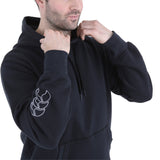 Team Hoody Senior - Black