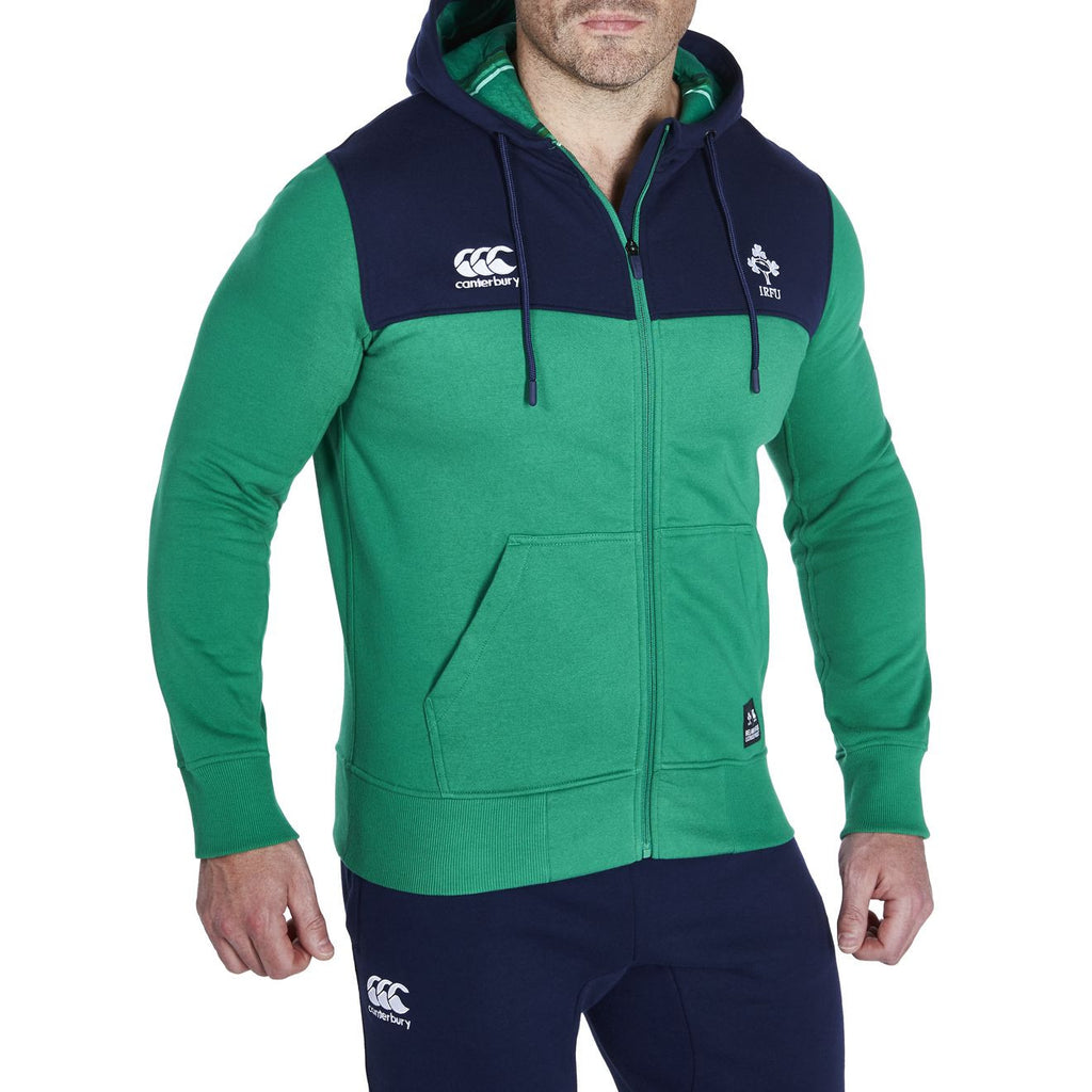 Ireland Full Zip Hoody
