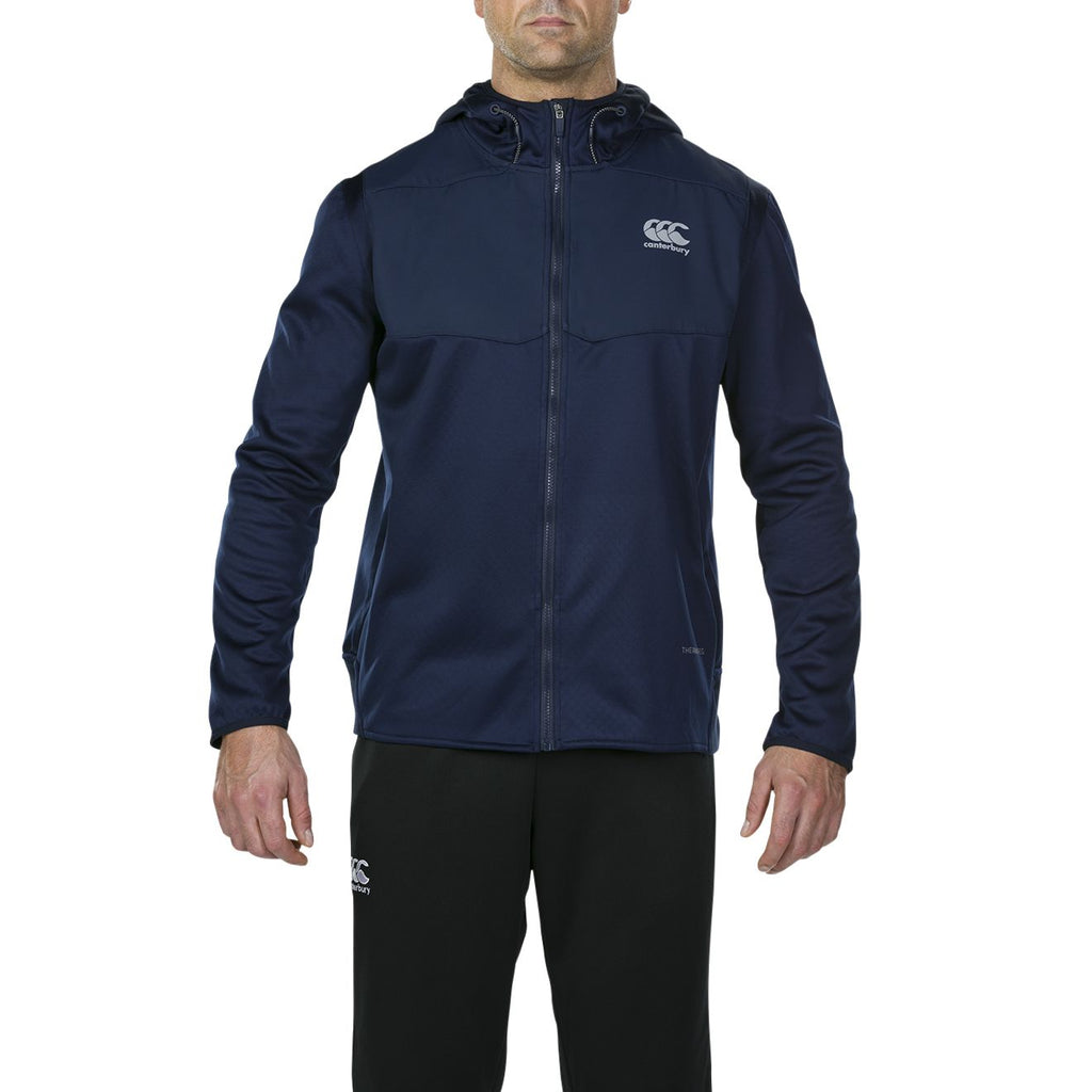 THERMOREG SPACER-FLEECE FULL ZIP HOODY