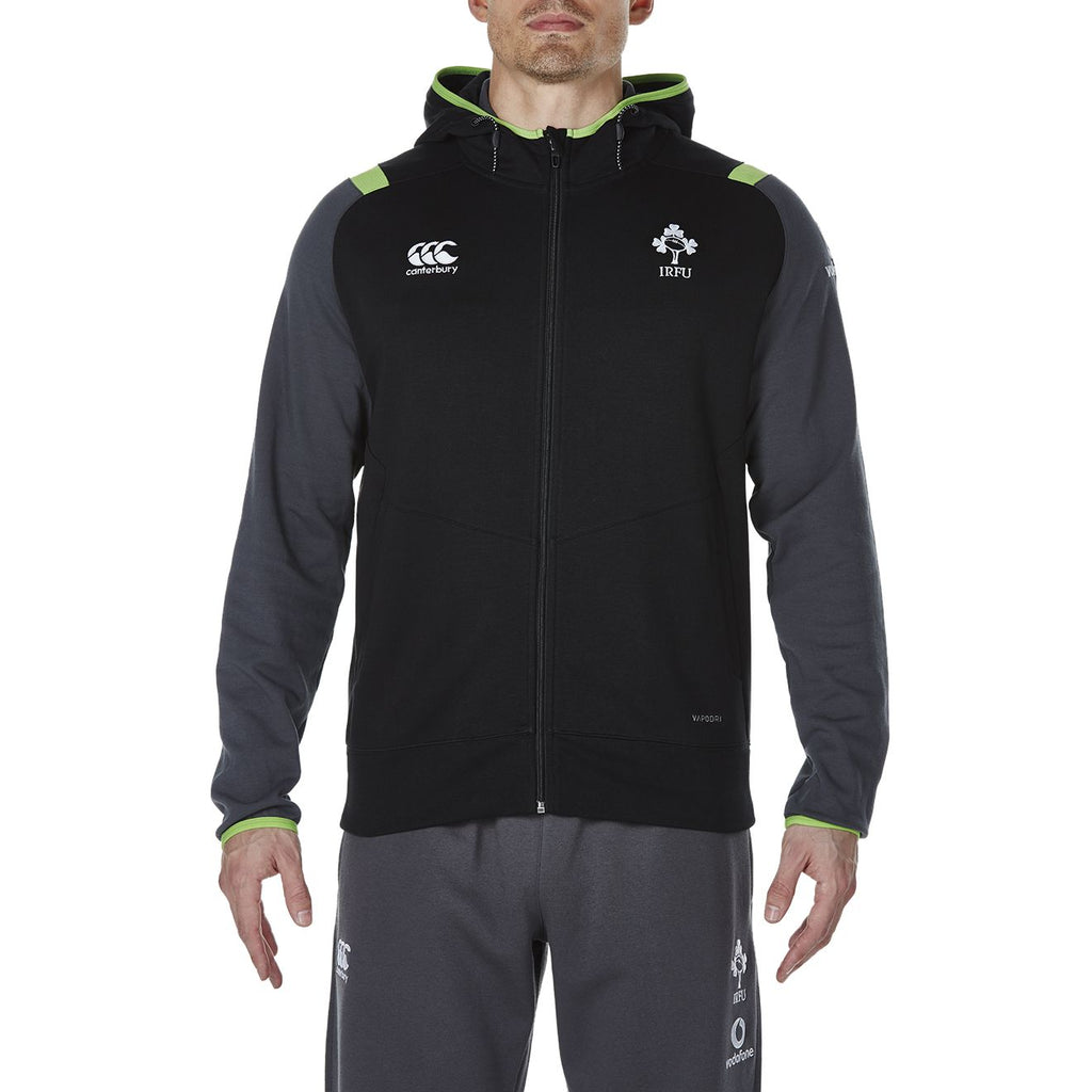 Ireland Fleece Full Zip Hoody