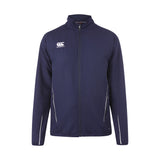 Team Track Jacket - Navy/White