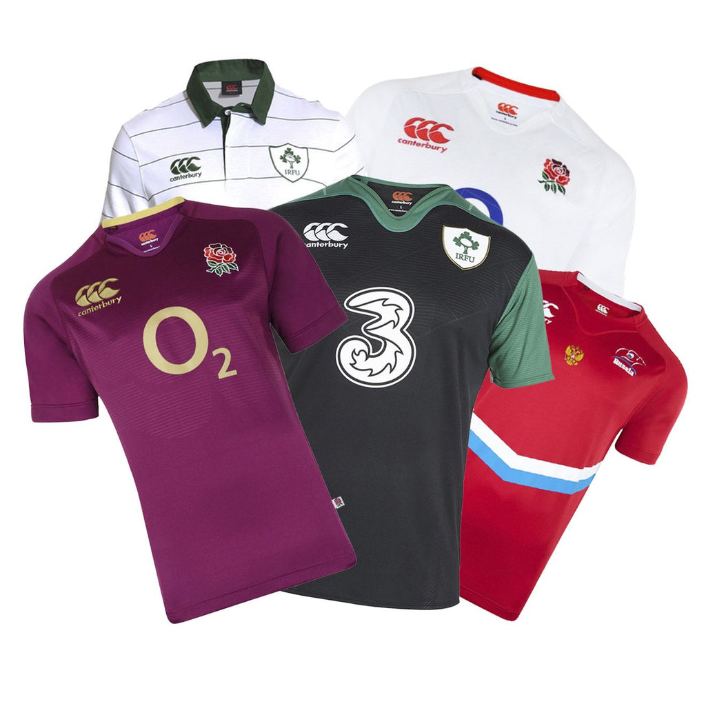 CCC Try Time Kit Grab Bag - Int'l Jerseys
