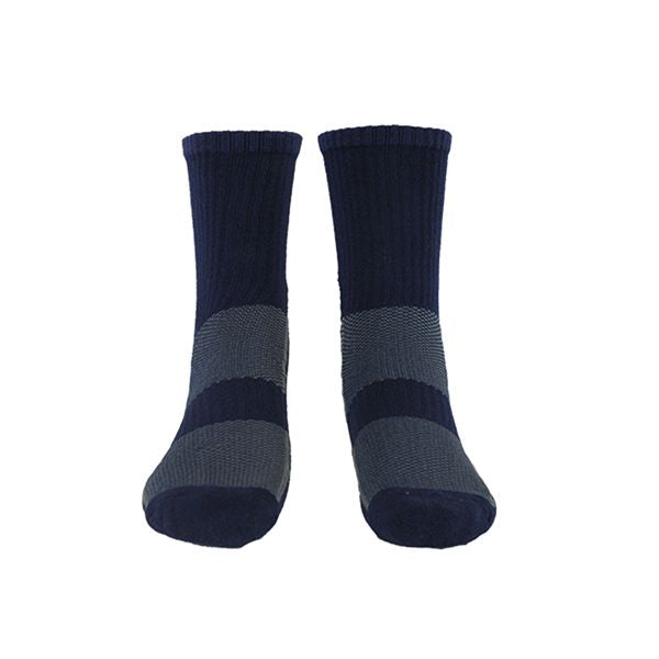 Club Team Crew Socks - Navy