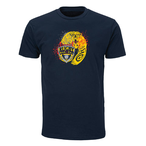 RUGBY NORCAL HS CHAMPIONSHIP TEE 2019
