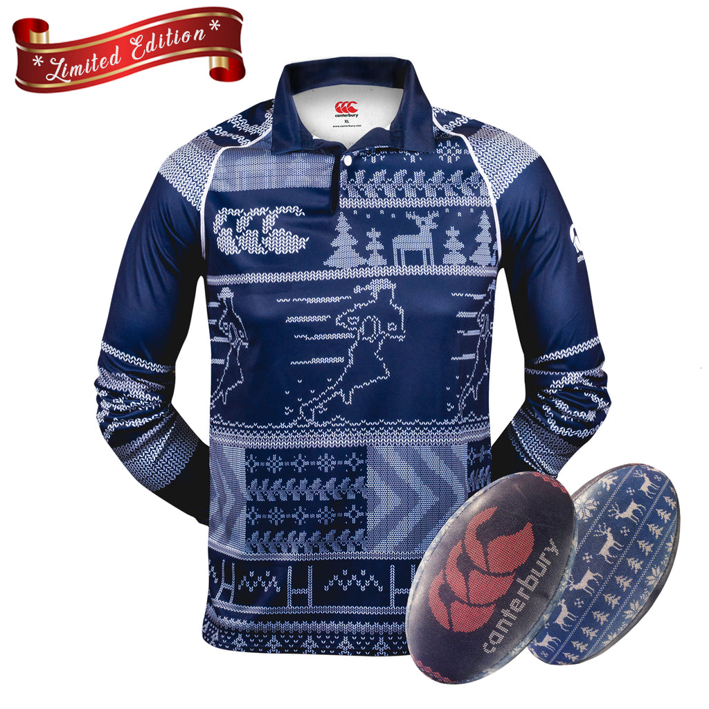 Canterbury Ugly Christmas Jersey