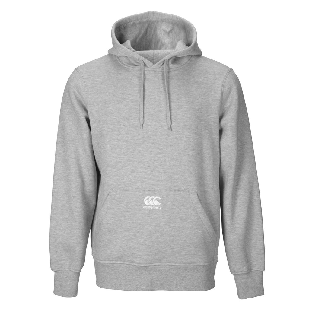 Laptop Hoody (Junior) - Grey Marle
