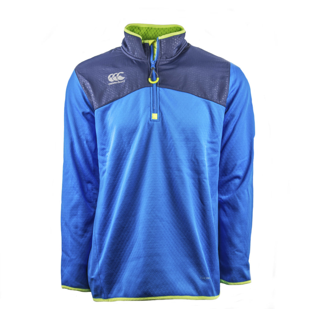 Thermoreg 1/4 Zip Run Top - Skydiver