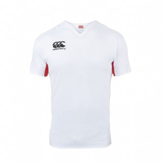 Vapodri Challenge Jersey - White/Flag Red