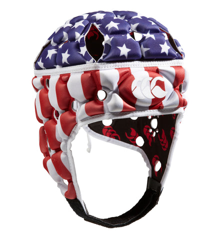 USA Flag Ventilator Headgear