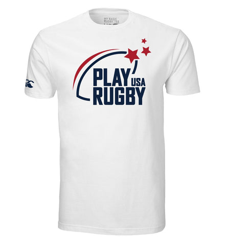 Play Rugby USA Graphic Tee