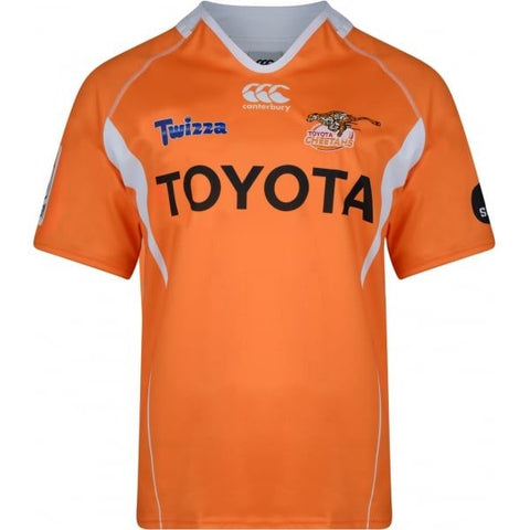Cheetahs Super Rugby Home Pro Jersey Replica