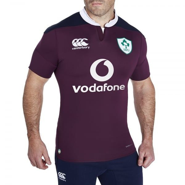 Ireland Vapodri I+Alternate Test Rugby Jersey