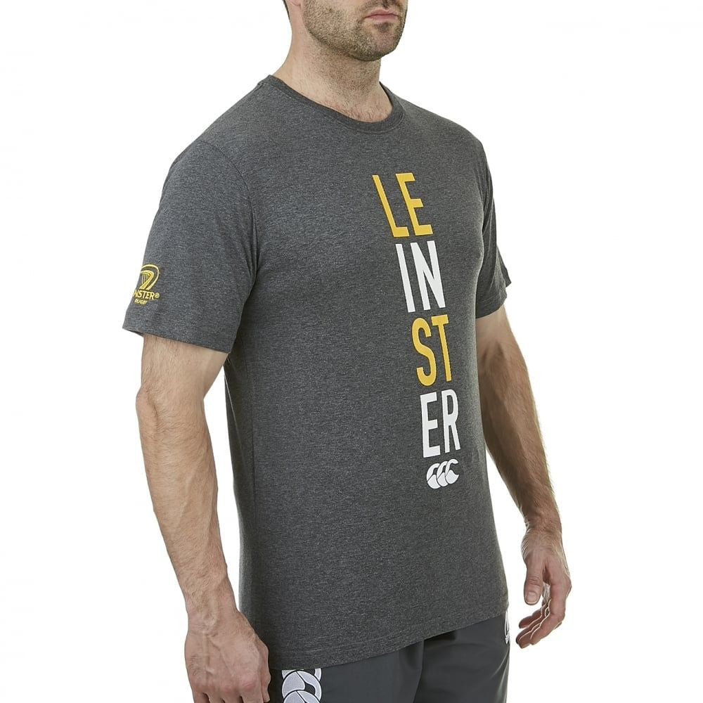 Leinster Stacked Graphic Tee