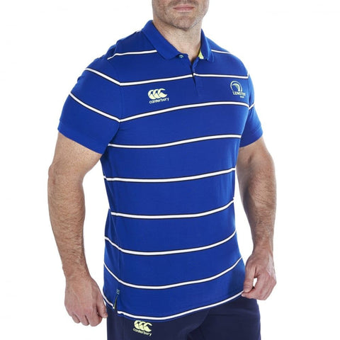 Leinster Striped Polo