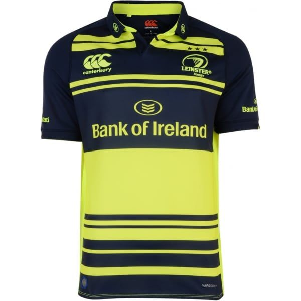 Leinster Alternate Pro S/S Rugby Jersey