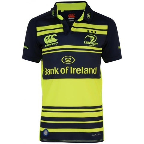 Leinster Alternate Pro S/S Rugby Jersey - Kids