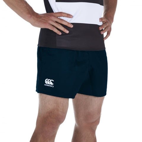 Professional Polyester Shorts - Navy