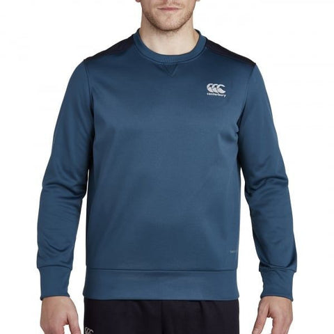 Thermoreg Bonded Fleece Crew Top