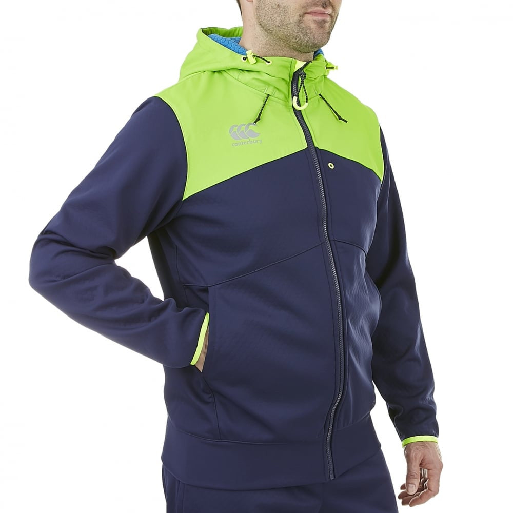 Thermoreg Full Zip Hoody - Eclipse