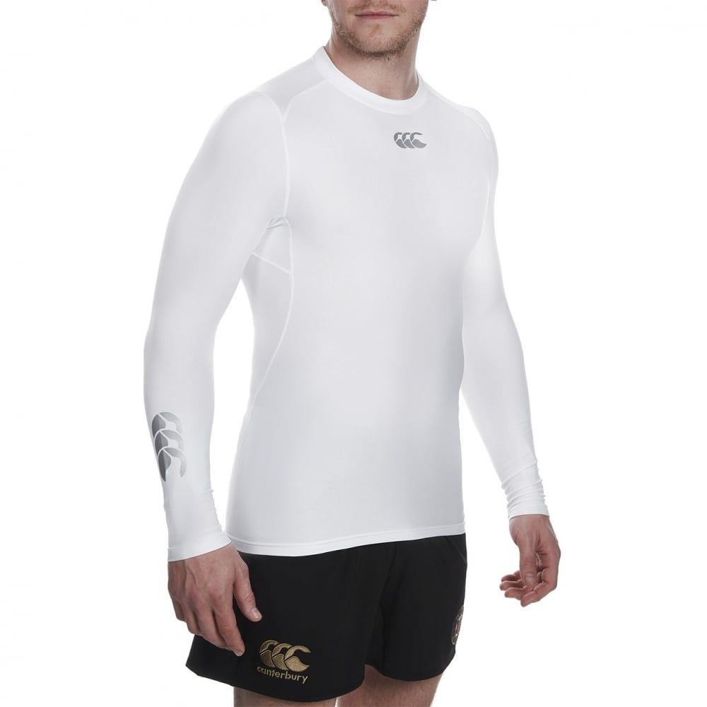 Thermoreg Long Sleeve Top - White