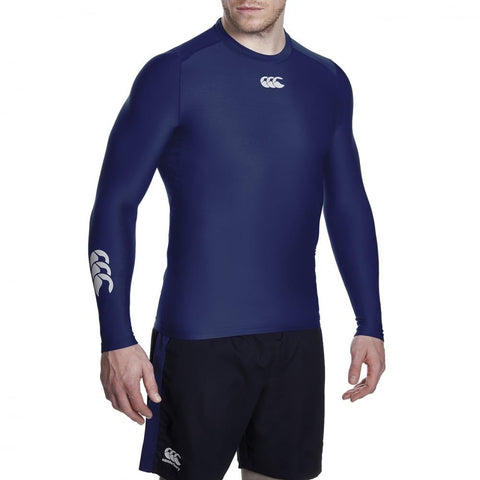 Thermoreg Long Sleeve Top - Navy