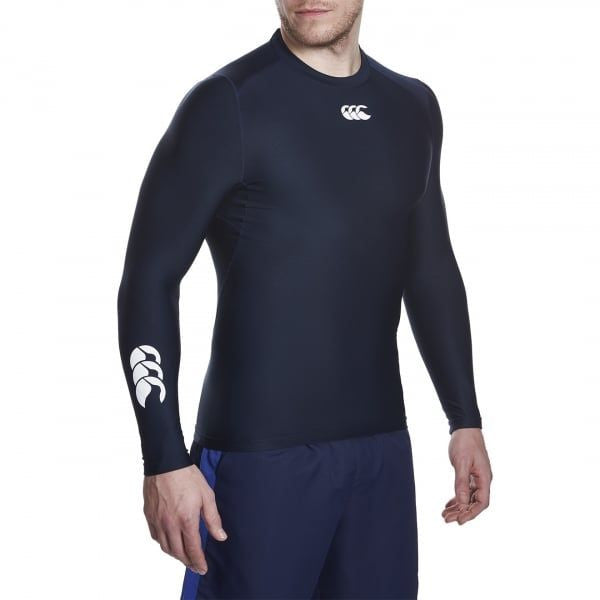 Thermoreg Long Sleeve Top - Black