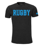 Vintage Rugby Text Graphic Tee