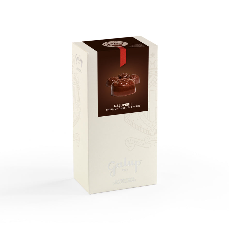 Galuperie Assortite (Rhum, Cherry, Limoncello) 300g