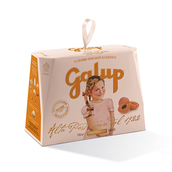 Colomba Gran Galup all'Albicocca 750g