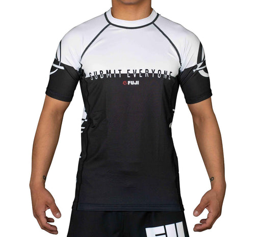 Fuji Submit Everyone Rashguard Short Sleeve
