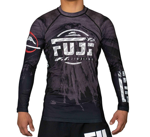 Fuji Mount Rashguard Long Sleeve front