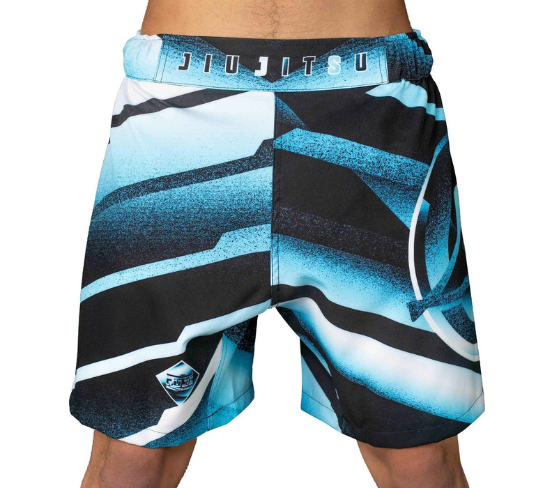 Fuji Ice Grappling Shorts front