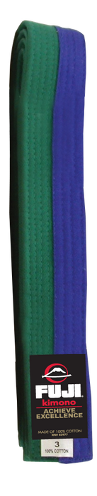 Judo Belt Dual Color
