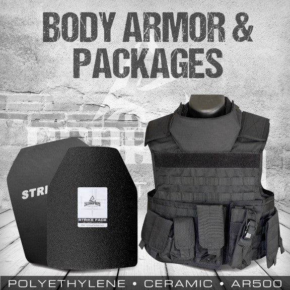 Body Armor & Packages