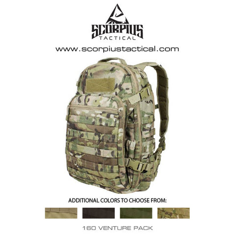 160 - Venture Pack, Tactical Backpack - Condor