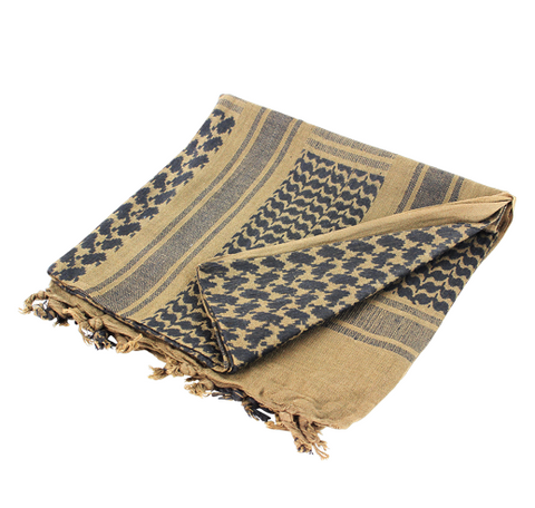 201 - Shemagh Tactical Head Neck Scarf